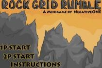 Rock Grid Rumble - Zrzut ekranu