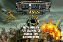 Big-Battle: Tanks - Zrzut ekranu