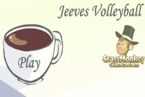 Jeeves Volleyball - Zrzut ekranu