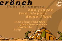 Cronch - Fight for Gewyrz - Zrzut ekranu
