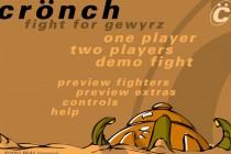 Cronch - Fight for Gewyrz - Zrzut ekranu