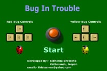Bug In Trouble - Zrzut ekranu