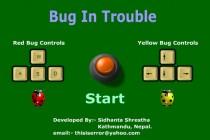 Bug In Trouble - Zrzut ekranu