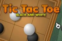 Tic Tac Toe: Black and White - Zrzut ekranu