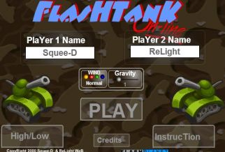Graj w FlashTank