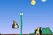 Penguin Volleyball - Zrzut ekranu