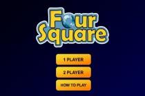 Four Square - Zrzut ekranu
