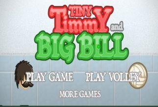 Graj w Tiny Timmy and Big Bill