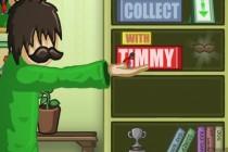Tiny Timmy and Big Bill - Zrzut ekranu