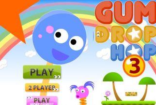 Graj w Gum Drop Hop 3
