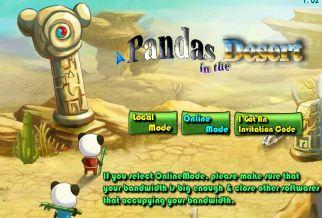 Graj w Pandas in the Desert