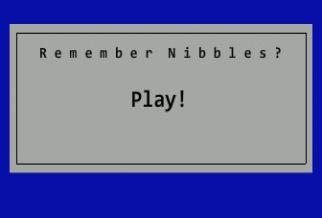 Graj w Remember Nibbles?