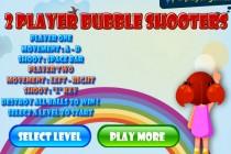2 Player Bubble Shooters - Zrzut ekranu