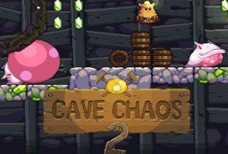 Graj w Cave Chaos 2