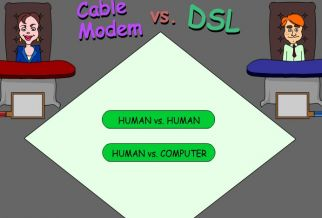 Graj w Cable Modem vs. DSL