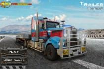 Trailer Racing - Zrzut ekranu