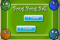 Pong Pong Ball - Zrzut ekranu