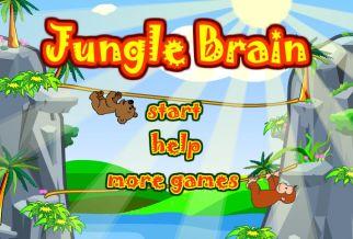 Graj w Jungle Brain