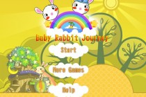 Baby Rabbit Journey - Zrzut ekranu
