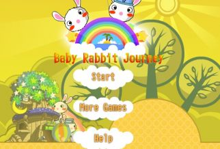 Graj w Baby Rabbit Journey