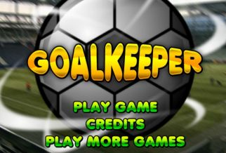 Graj w Goalkeeper