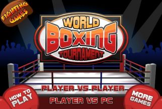 Graj w World Boxing Tournament