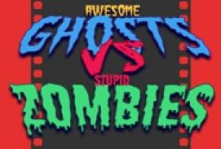 Graj w Awesome Ghosts vs Stupid Zombies