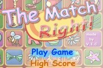 The Match Right - Zrzut ekranu