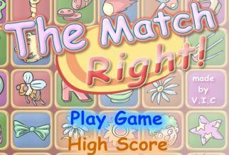 Graj w The Match Right