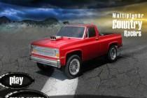 Multiplayer Country Racers - Zrzut ekranu
