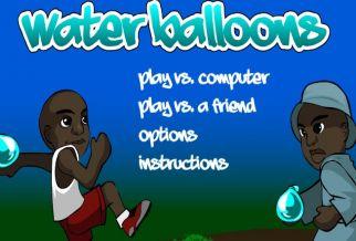 Graj w Water Balloons
