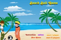 Beach Ball Game - Zrzut ekranu