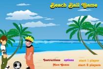Beach Ball Game - Zrzut ekranu