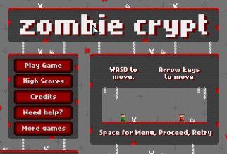 Graj w Krypta Zombie