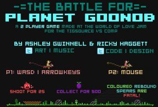 Graj w The Battle for Planet Goonob