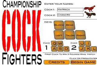 Graj w Championship Cock Fighters