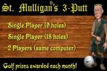 St. Mulligan's 3-Putt - Zrzut ekranu