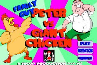 Graj w Głowa Rodziny: Peter vs Kurczak