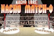 Nacho Libre: Nacho Match-o - Zrzut ekranu