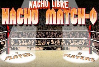 Graj w Nacho Libre: Nacho Match-o