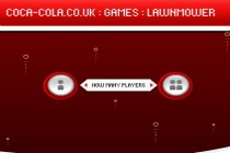 Coca Cola - Landmower - Zrzut ekranu