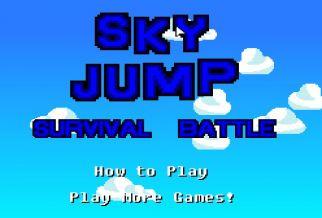 Graj w Sky Jump