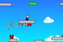 Sky Jump - Zrzut ekranu