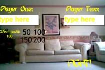 Living Room Fight - Zrzut ekranu