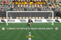 World Penalty Kick Tournament - Zrzut ekranu