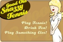 Good Old Snazzy Tennis - Zrzut ekranu