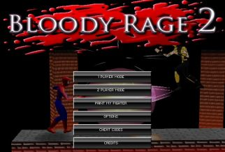 Graj w Bloody Rage 2