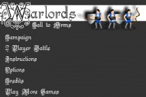 Warlords: Call to Arms - Zrzut ekranu