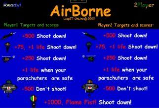 Graj w AirBorne