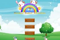 Tęczowe Króliki - Zrzut ekranu